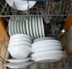 Lave-vaisselle maison
